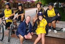 Road safety: school community partnerships / New Zealand schools often partner with their local council, the Police and other agencies to create road safety solutions for their community. Here are links to relevant resources and ideas. / by NZ Transport Agency