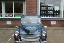 1969 Morris Minor 1000 / 1969 Morris Minor 1000 at the David Manners Group http://www.jagspares.co.uk/Morris/company.asp / by David Manners Group