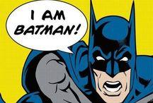 Batman / by Mitch Kelly