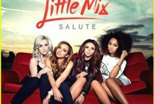 SALUTE! /  I love little mix / by Isabella