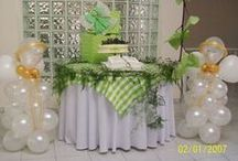 "Religious celebrations...Decor, Themes, Colors. / The ""Religious Celebrations"" board provides you great ideas on decor for baptisms, first holy communion, confirmation, christenings etc. / by Cynthia Peña"