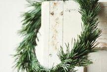 Christmas / A chic christmas | White christmas | Modern christmas decorations | Christmas cookies  / by Bow & Blush