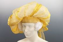 Hats [5] / Hats, Fascinators, Turbans, Crowns, Tiaras, Veils, Headdresses, Berets, Beanies, Caps, Headbands, Hair combs / by Galina Bessonova