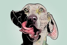 Dog Quotes & Artwork / Dog Quotes and Artwork! Please no spammers and no advertising! If you would like to pin to this board please leave your name and I will gladly send you an invite, Happy Pinning :D / by Maggie Moser