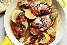 Gluten-Free Chicken Recipes / by Laura Kitchings