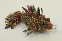 Inspiring Beadwork, Wirework, and Jewelry Ideas / A feast for the eyes! / by Sher E