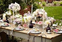 Table Settings / by Beinnc