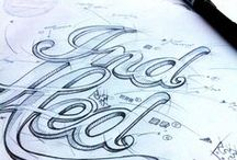 Typography and Lettering / by LaWally