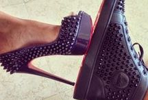 MY Foot Fashion / SHOES that I find lovely / by Eva