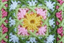 Granny Squares, Hexes, & Mandalas / by Anne Selnick