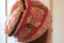 Crocheted Hats & Headbands / by Anne Selnick