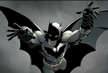 Batman / Bruce Wayne was just a kid when he watched his parents be gunned down during a mugging in Gotham City. This crime defined his life and propelled him to becoming the world's greatest weapon against crime—the Batman. / by DC Comics