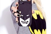 Batman & Catwoman at Forever 21 / Forever 21 has some great Batman and Catwoman-inspired clothing and accessories for you to choose from.   / by DC Comics