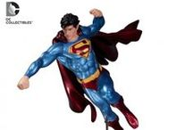 DC Collectibles - Superman: Man of Steel / by DC Comics