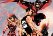 Teen Titans / Robin. Superboy. Kid Flash. Wonder Girl. They're the protégés of the World's Greatest Superheroes, but with potential that big, the expectations are even greater. / by DC Comics
