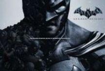 Batman Arkham / by DC Comics