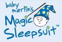 Magic Sleepsuit / by Baby Merlin Magic Sleepsuit