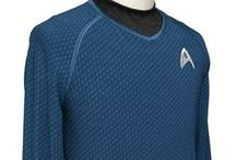 STAR TREK CLOTHES & JEWELRY / by CHENCHO