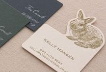 (R♡) Name card I like / Business Card Design  / by Rachel Chen