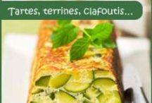 ENTREES / by Cuisine en Français