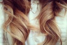 Hair / 'Good hair doesn't make the women but it definitely helps'  #hair #style #colour #hairenvy  / by B