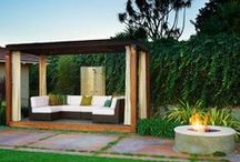 Porch-Patio Decor / by Aparna Group