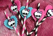 Kids: Monster High Party / by Cyber Xime