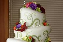 cute cakes / by Shaneika McCorkell