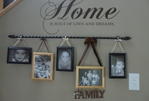 Home Sweet Home / by Maria DelGrosso