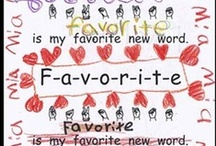 """""""Heart Words"""" Are Sight Words / We call our high-frequency words """"heart words"""" because we want to learn these """"by heart"""" and because children can use these words to make heart connections. Multisensory teaching with """"Sing, Sign, Spell, and Read!"""" strategies dramatically accelerates student achievement. We give each child a crystal-clear target to work towards! / by Nellie Edge"""