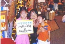 First Week of Kindergarten / by Nellie Edge