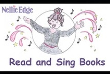 """Read and Sing Book Club / Build a love of literacy through song picture books: Develop oral language and reading fluency simultaneously. Favorite Nellie Edge Read and Sing Books are used for guided reading and they make up our first """"Family Read and Sing Book Club."""" This board is still under development.  / by Nellie Edge"""