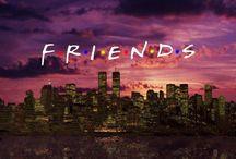 Friends / by Gideon Lightwood