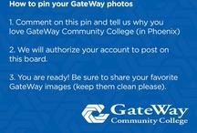 Fan Board / by GateWay Community College