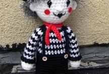 Crochet / Lo mas hermoso tejido por todas las autoras y creadoras de estas maravillas. / by Reyna Sanchez