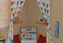 kids 6-8 decor / by Fausta Boscacci