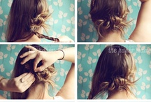 Hair...dos! / by Lisa Garcia