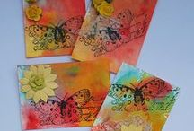 ART - ATC, Artist Trading Cards / Artist Trading Cards, ACEO, all styles / by Jennifer Ray Miller