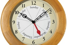 It's About Time / by Hammacher Schlemmer