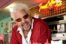 Guy Fieri and Triple D / I love Guy & all of his shows on Food Network. He seems like such a great person & thought I would create a board just about him :) / by Aimee Peterson