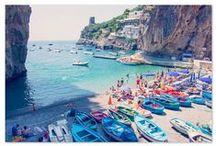 Amalfi Coast / by Kelly Golightly