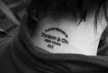 Tattoos & piercings / by Tori Rivera