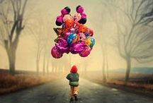 O~ Balloons /  Balloons  / by Kelly Bowles