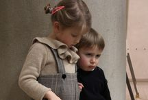 Fashion children / Super cute styles and styling for the smallest people in the house. / by Just Jussi