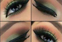 make- up / by Tani Farkašová
