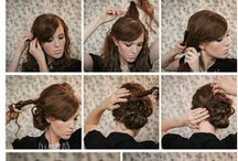 Hair Tutorials / by Eva Wigs