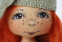 dolls and stuffies / by susan naphan