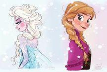 Frozen / Feel free to join my Frozen board!!! :) / by Disney Princesses & Frozen