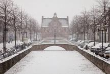 Winter in OBL / by Gemeente Oud-Beijerland