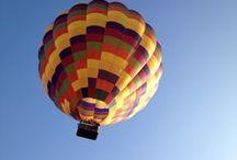 Luchtballonvaart OBLversterkt.nl / Prijswinnaars van de wedstrijd op www.OBLversterkt.nl stapten maandag 15 juli 2013 met wethouder Johan van Buuren in een luchtballon vanuit het Laningpark (Oud-Beijerland). / by Gemeente Oud-Beijerland